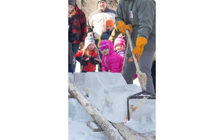 Ice Harvest Festival support year after year!
