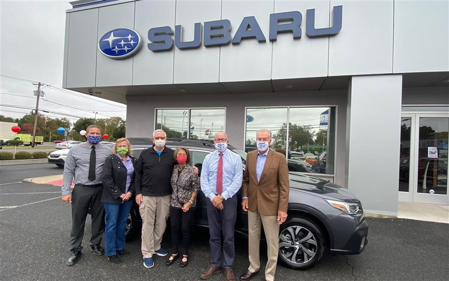 Haldeman Subaru Helps Big Brothers Big Sisters