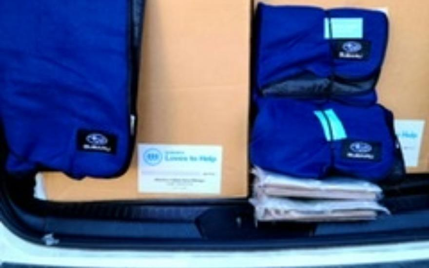 Brewster Subaru Helps Arbor House Homeless Youths