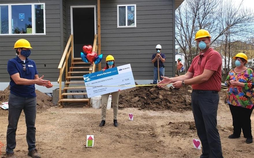 Sharing the Love for Affordable Housing