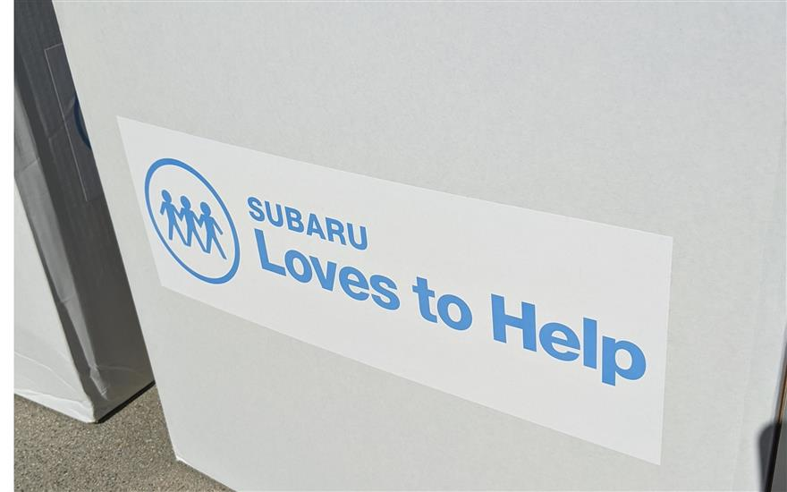 Subaru Shares The Love With Operation Grace