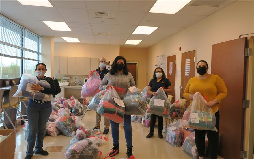 Coats for Kids in the Community
