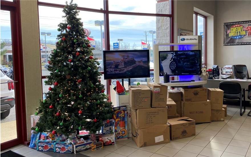 RK Subaru 2020 Toys for Tots