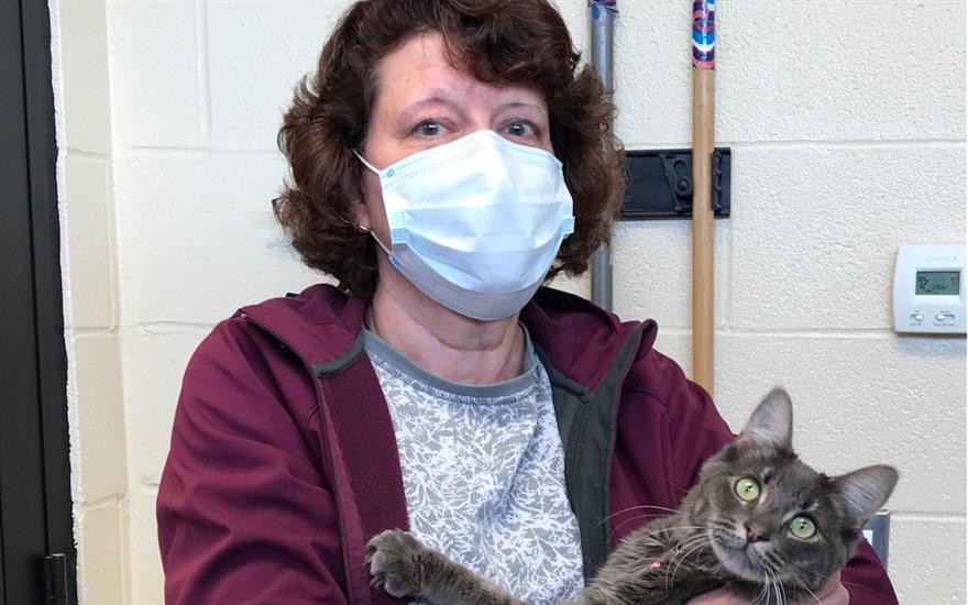Giving pets in need a fresh start
