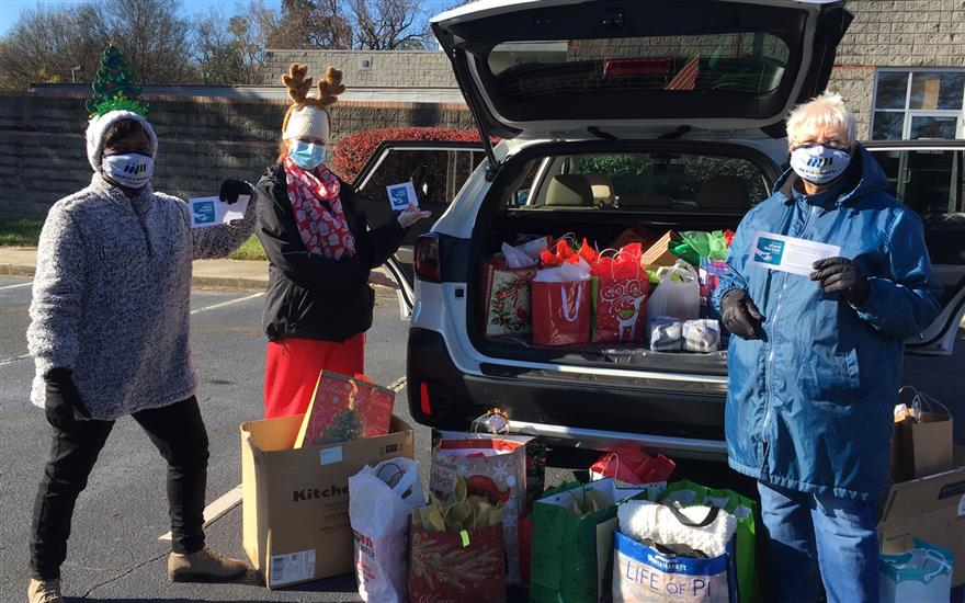 Sharing the Love with Meals on Wheels Wake County