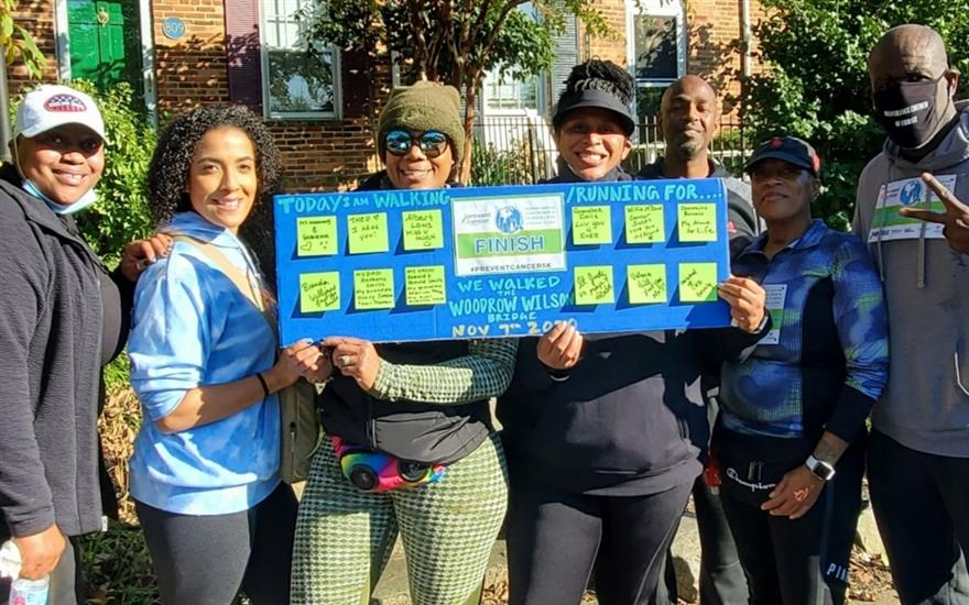 Supporting the community and cancer prevention