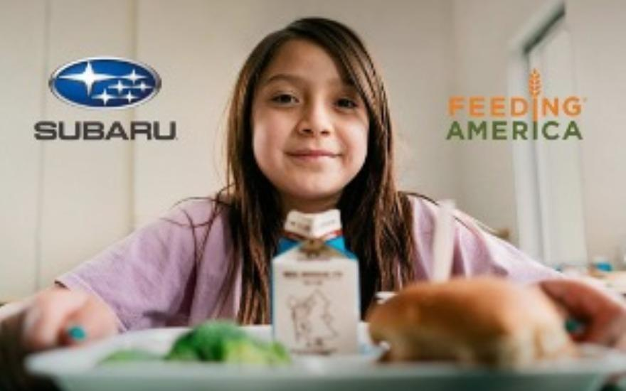 Beechmont Subaru Teams with Freestore Foodbank