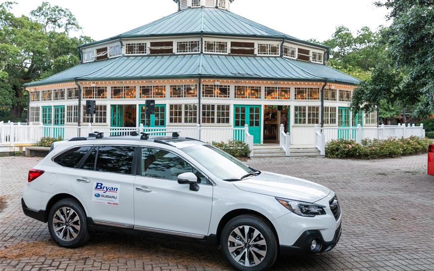Bryan Subaru's Commitment to City Park