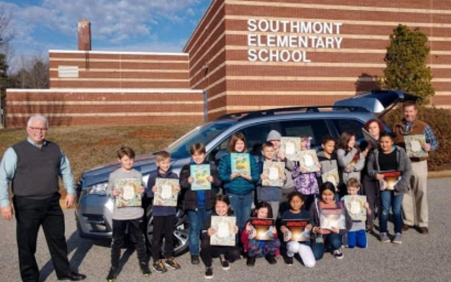 Books for Southmont Elementary