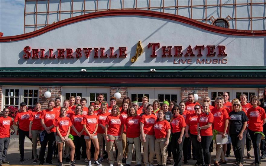 A & T helps keep the arts alive in Sellersville