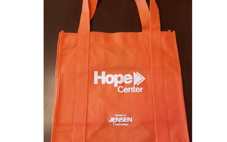 Jensen Subaru helps Hope Center