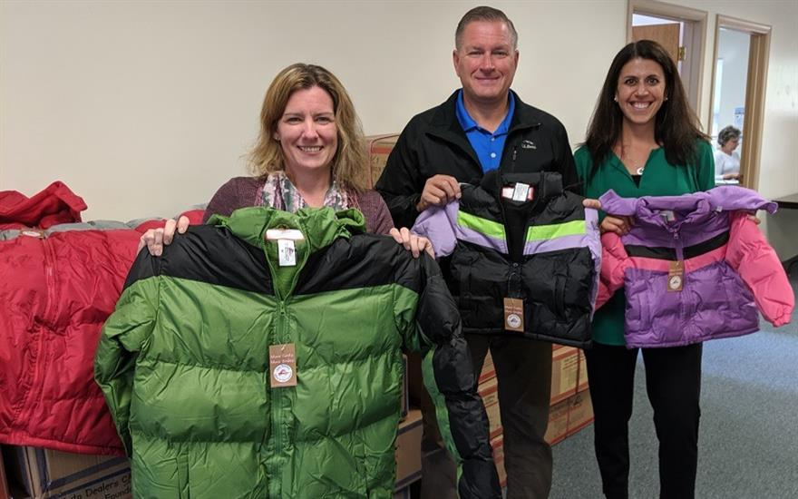 A&T Subaru Shares Warmth in the Community