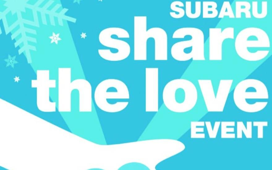 Share The Love Donation
