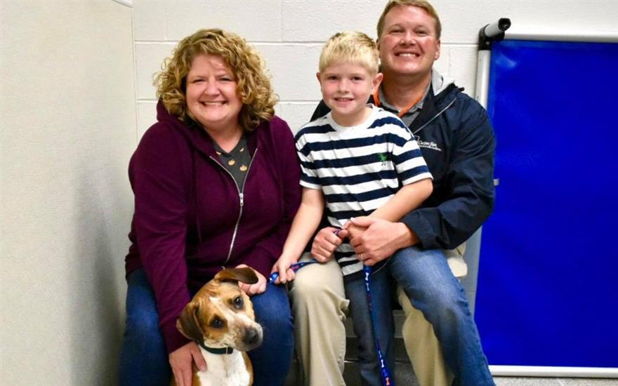 CMA's Colonial Subaru helps 46 Pets find homes