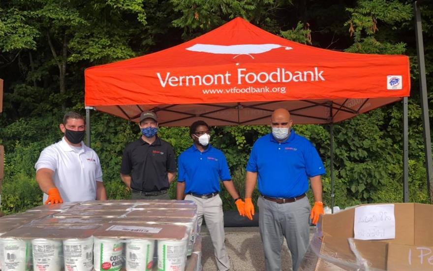 A Valued Friend of the Vermont Foodbank