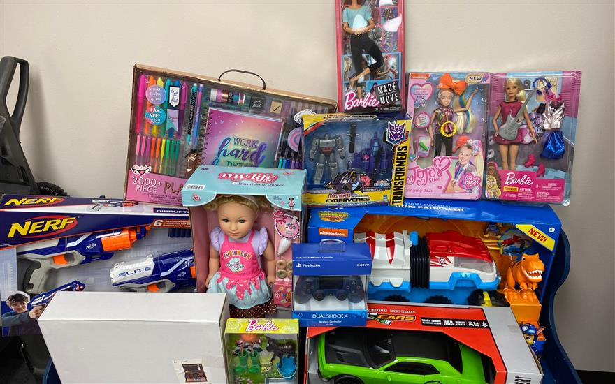 Christmas For Foster Kids