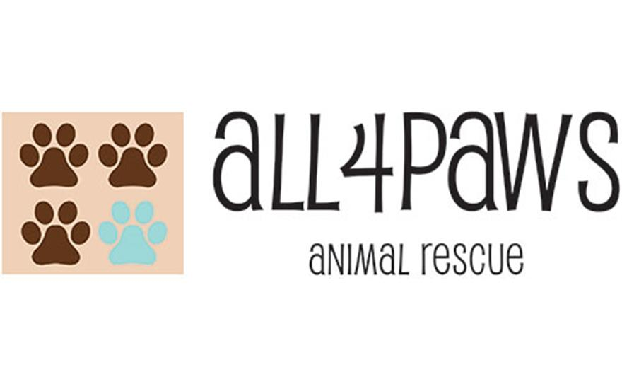All 4 Paws Animal Rescue