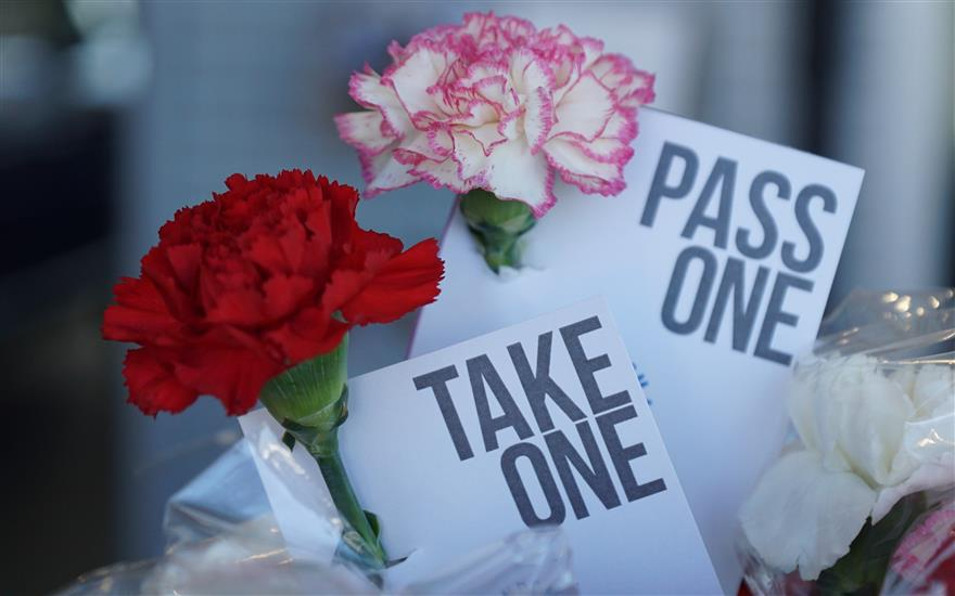 Random Act of Kindness: Give One, Take One