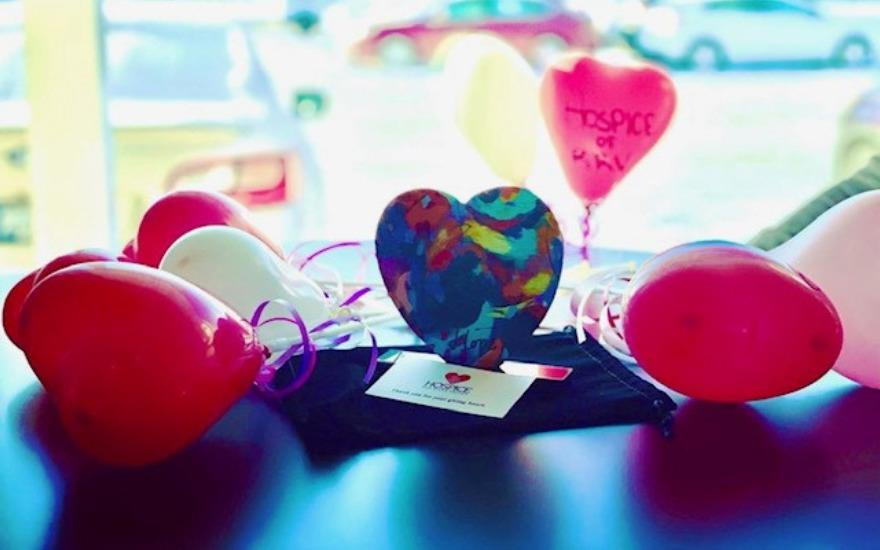 Share The Love Donation: Giving Hearts Day 2021