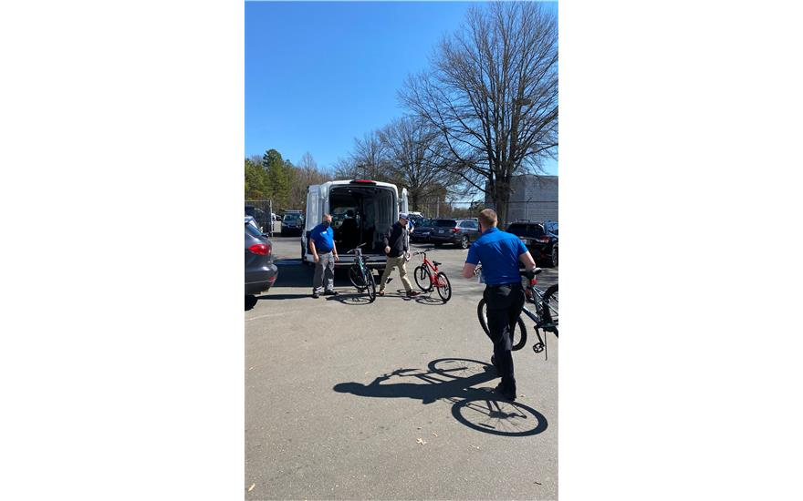 Bicycle Attendance Incentive Support