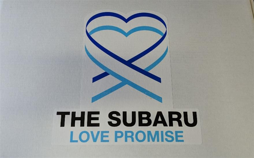 Subaru and CARES Give Supplies to the Homeless