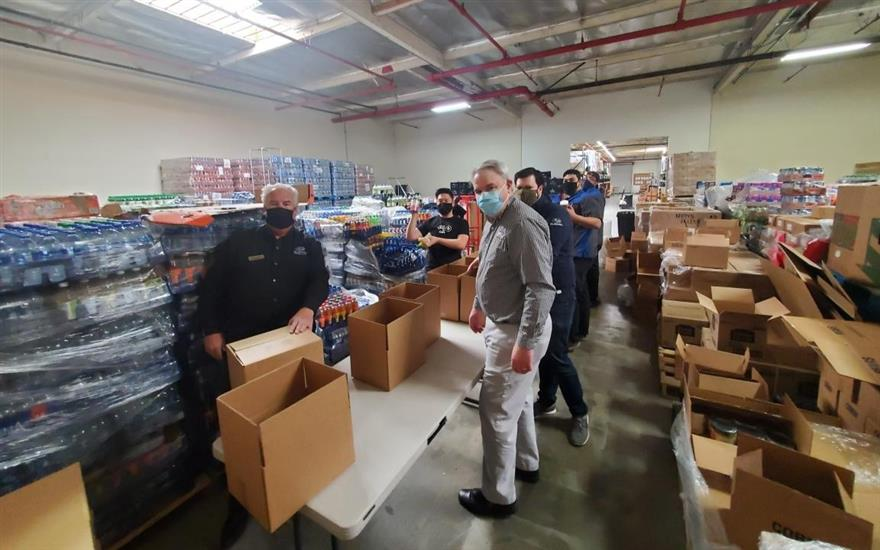 SSO helping SOA reach 100 Million Meals