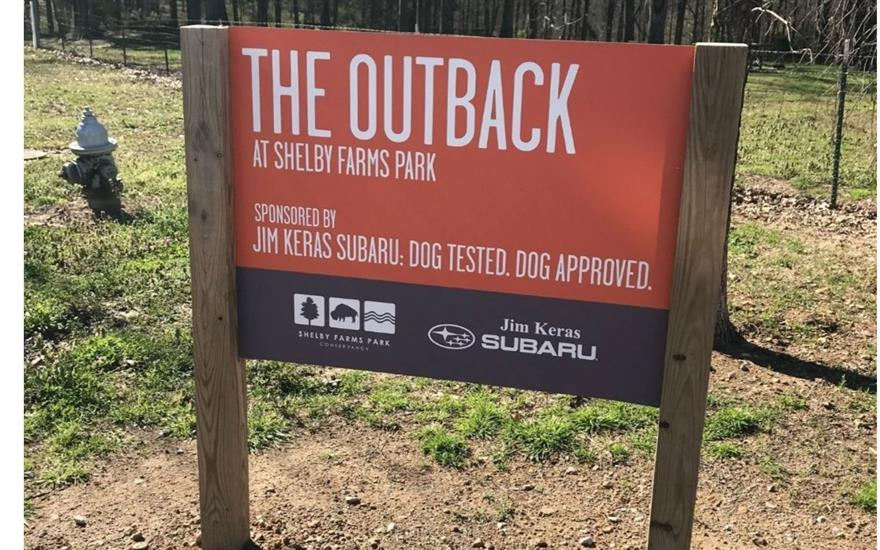 THE OUTBACK: FUN UNLEASHED