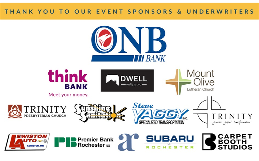 Supporting organizations that support Rochester