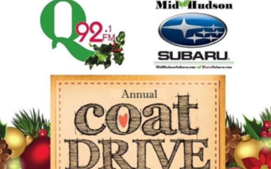Mid Hudson Subaru shares the love and the warmth!