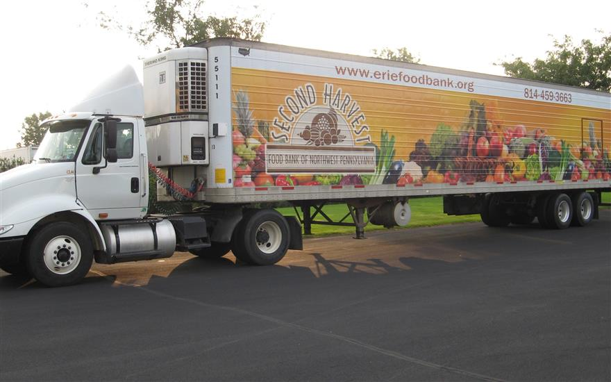 """Second Harvest feels the """"LOVE"""""""