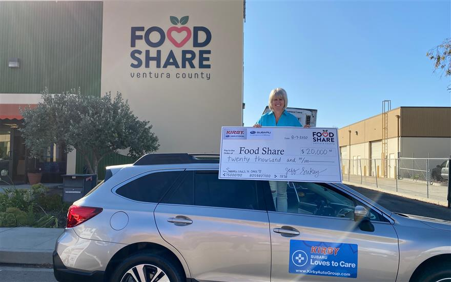 Leading the Fight Against Ventura County Hunger