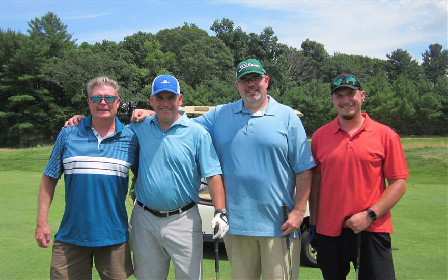 Golf Tournament Boost for Project Just Because