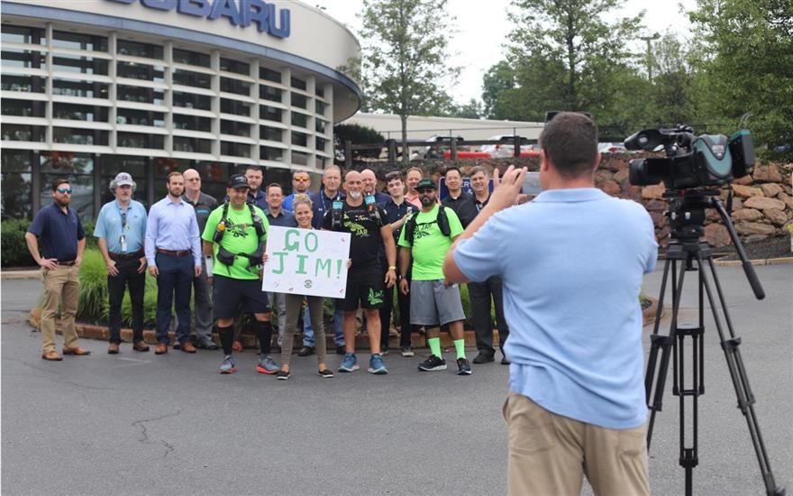300 Mile Run to Fight Duchenne Muscular Dystrophy