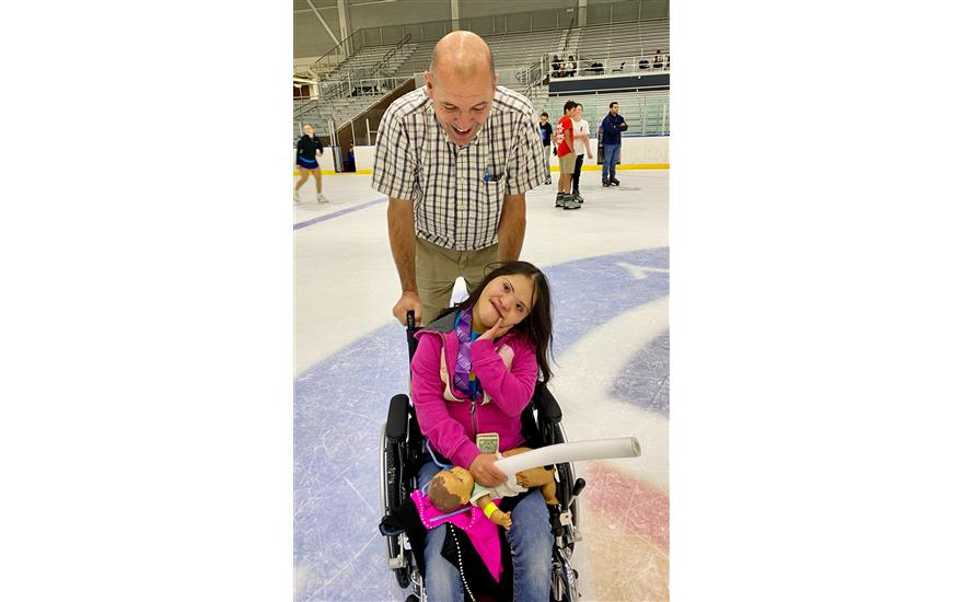 Skate for Cancer with Millie's Princess Foundation