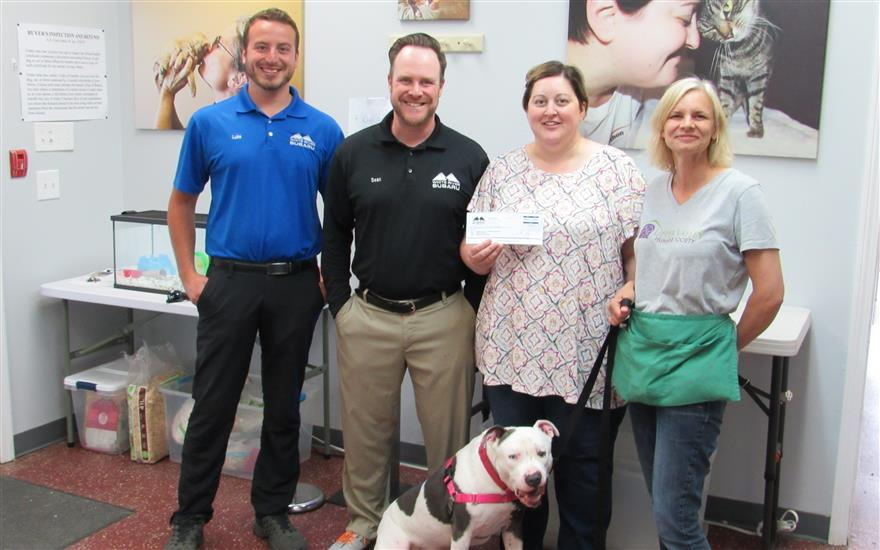 """Upper Valley Humane Society says """"Thank You!"""""""