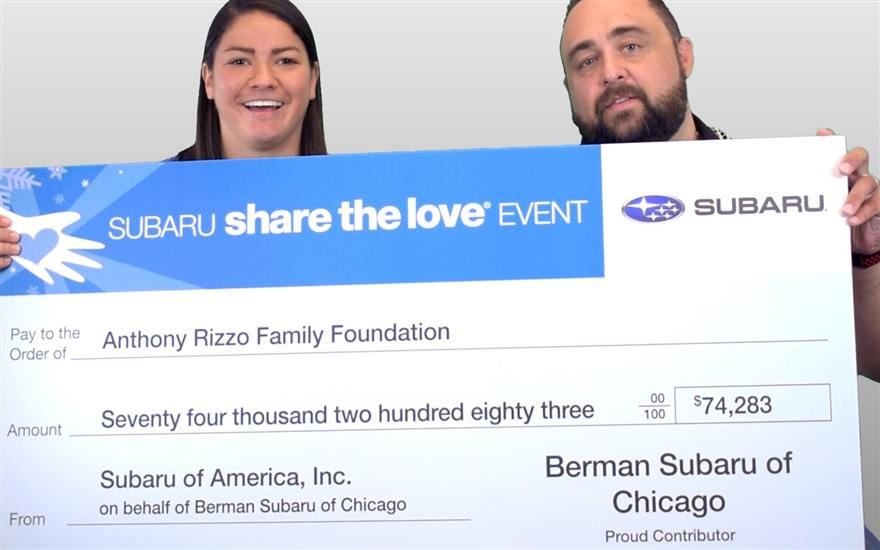 Anthony Rizzo Family Foundation