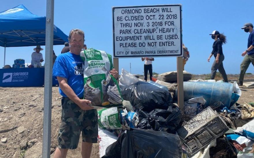 15 Tons of Trash Removed From Local Beaches