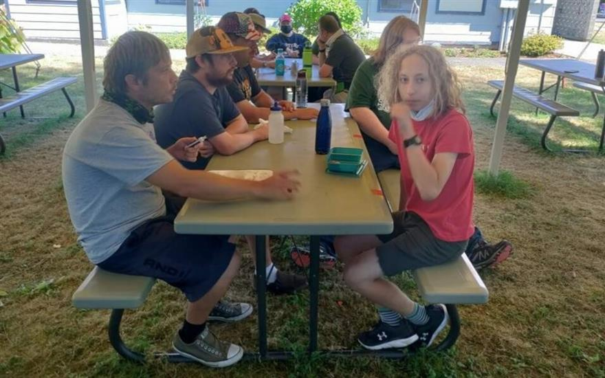 Loves to Care: Lions Camp Horizon