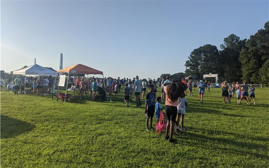 14th Annual Forrest Spence 5k