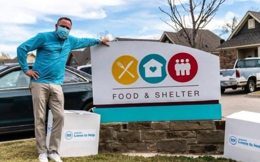 Food and Shelter- In need of Blankets