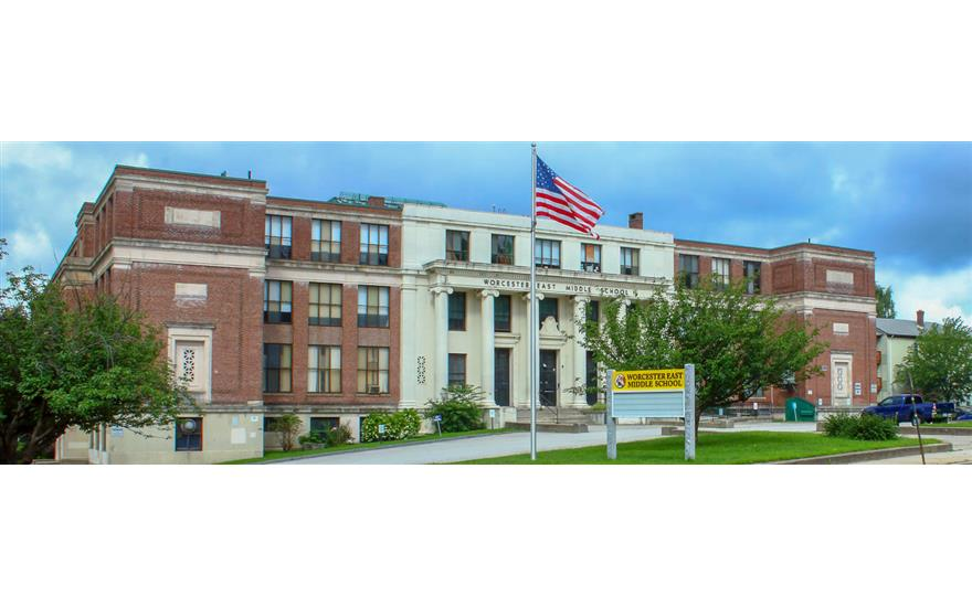 Worcester East Middle School