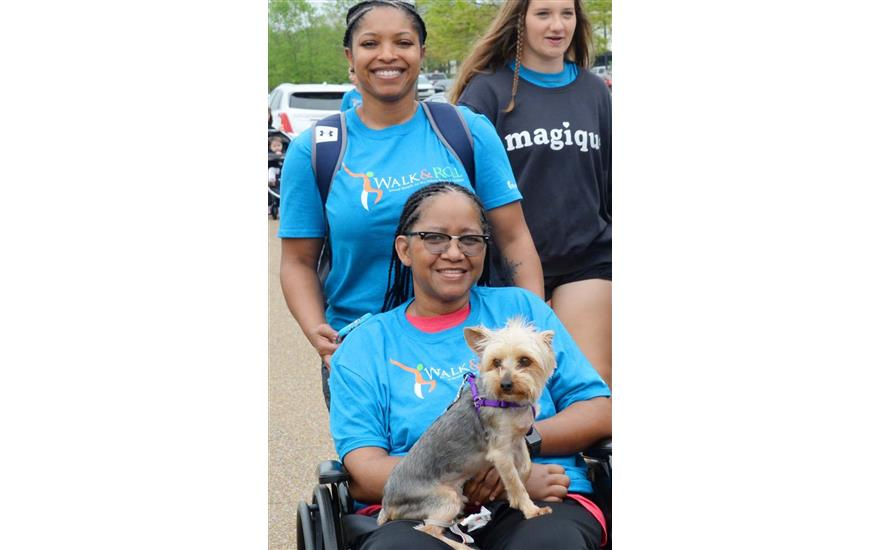 Walk & Roll for Research