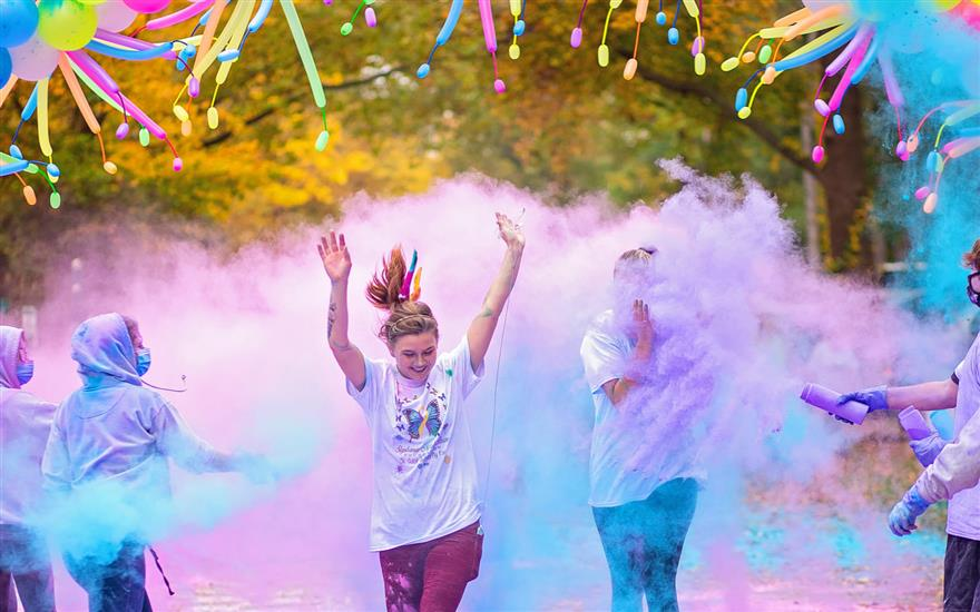 2nd Annual Butterfly Color Walk/Run