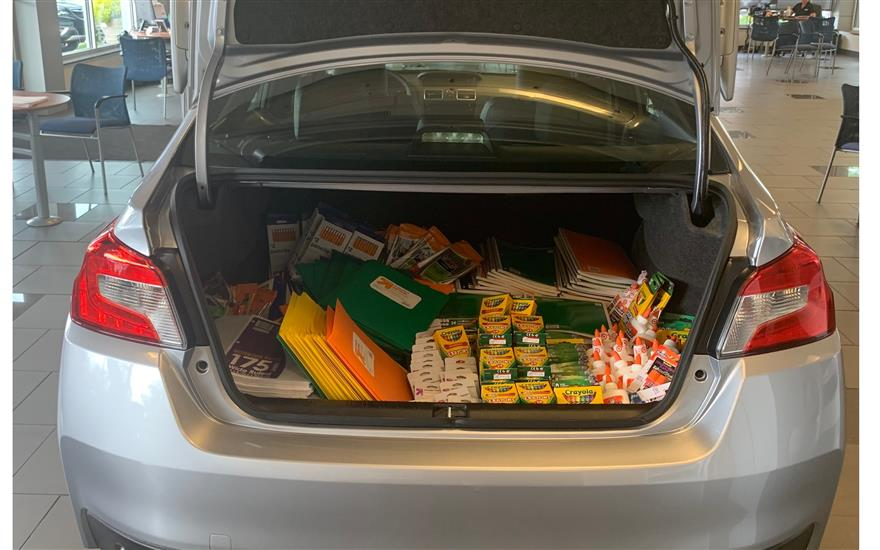 School Supplies for Students in Need